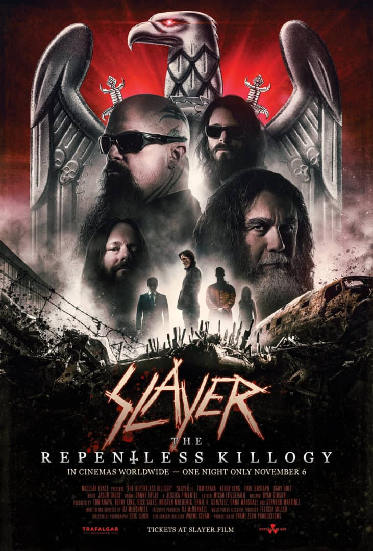 Slayer Trilogy 2019 Addams Family