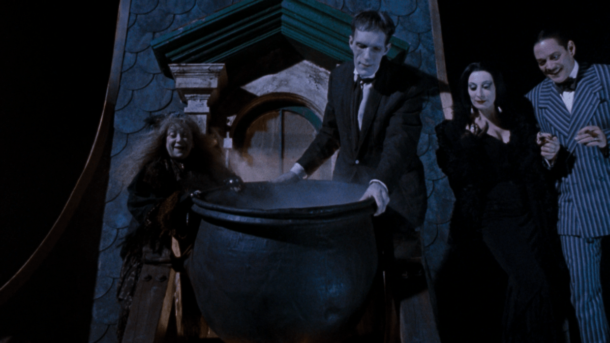 ADDAMS FAMILY OPENING