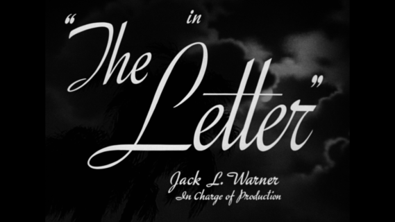 The Letter: Bette Davis Mauls Maugham [Blu-ray review] 4