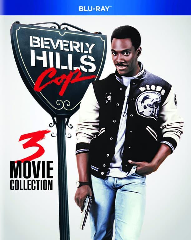 Beverly Hills Cop 4K