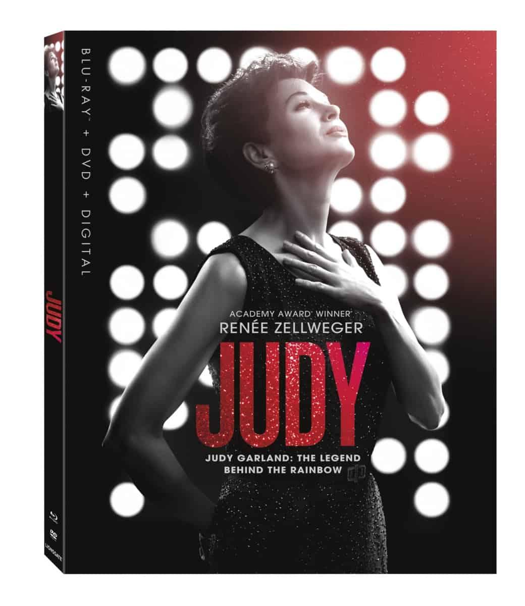 Judy Blu-ray