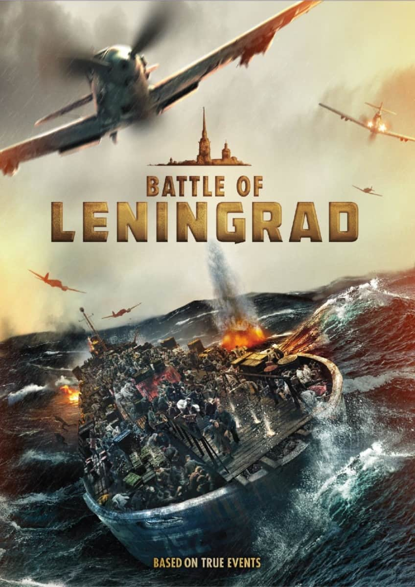 battle of leningrad judy