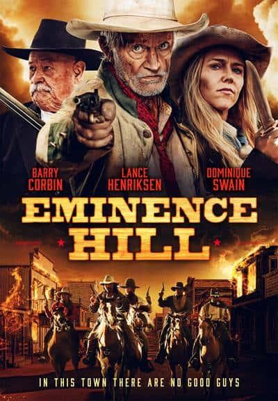 Eminence Hill November 1st poster