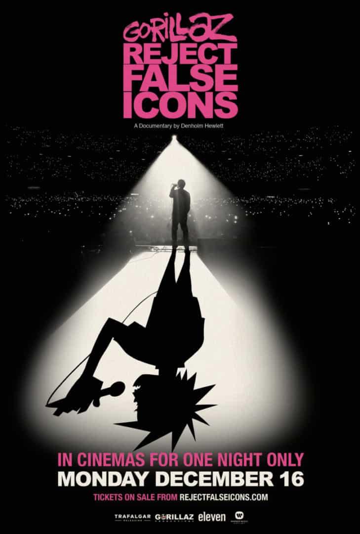 Gorillaz Reject False Icons