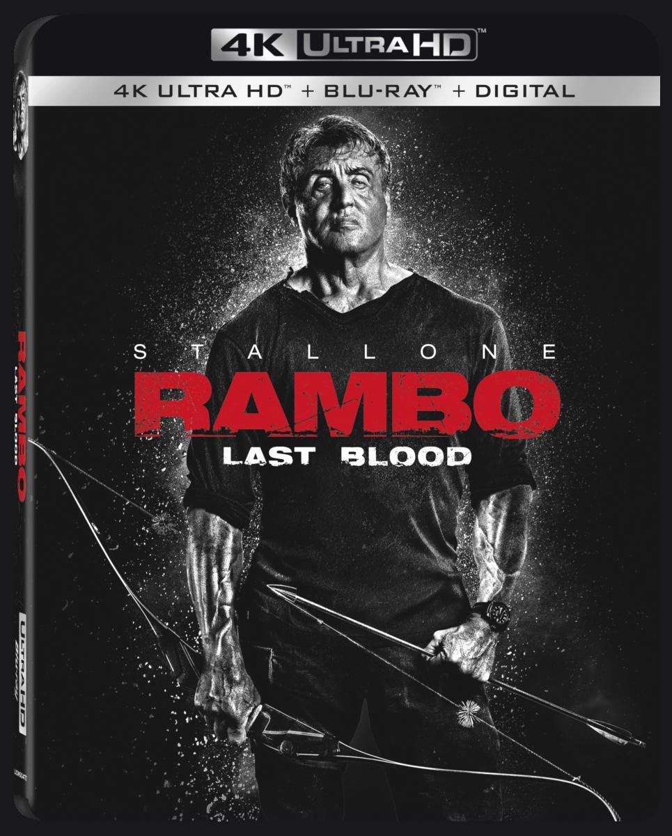Rambo Last Blood 4K