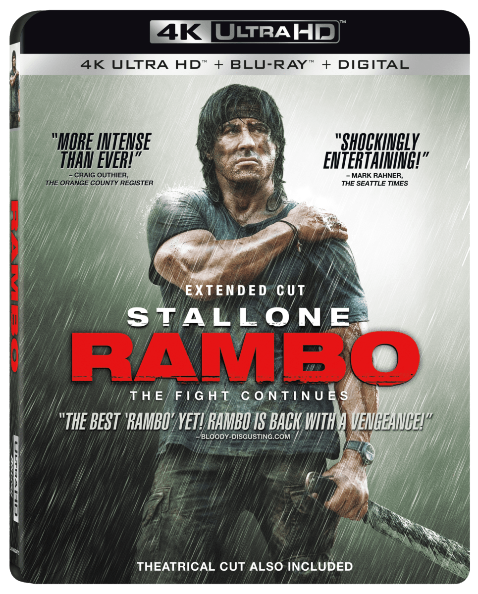 Rambo 4K 2008 Christmas