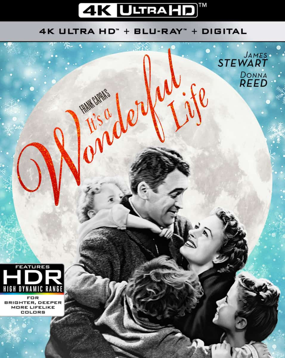 It's a Wonderful Life 4K Christmas