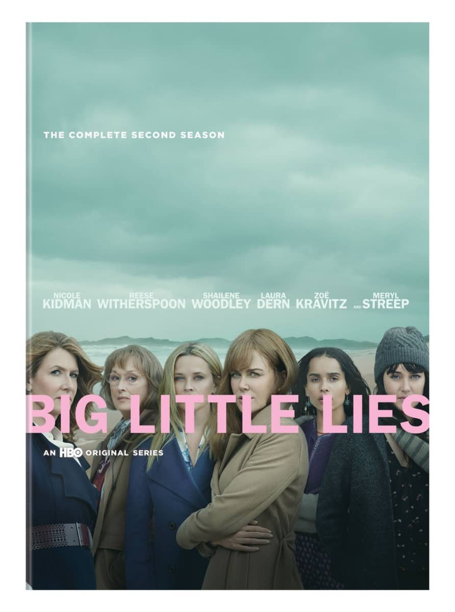Big Little Lies Season 2 DVD Reality Star