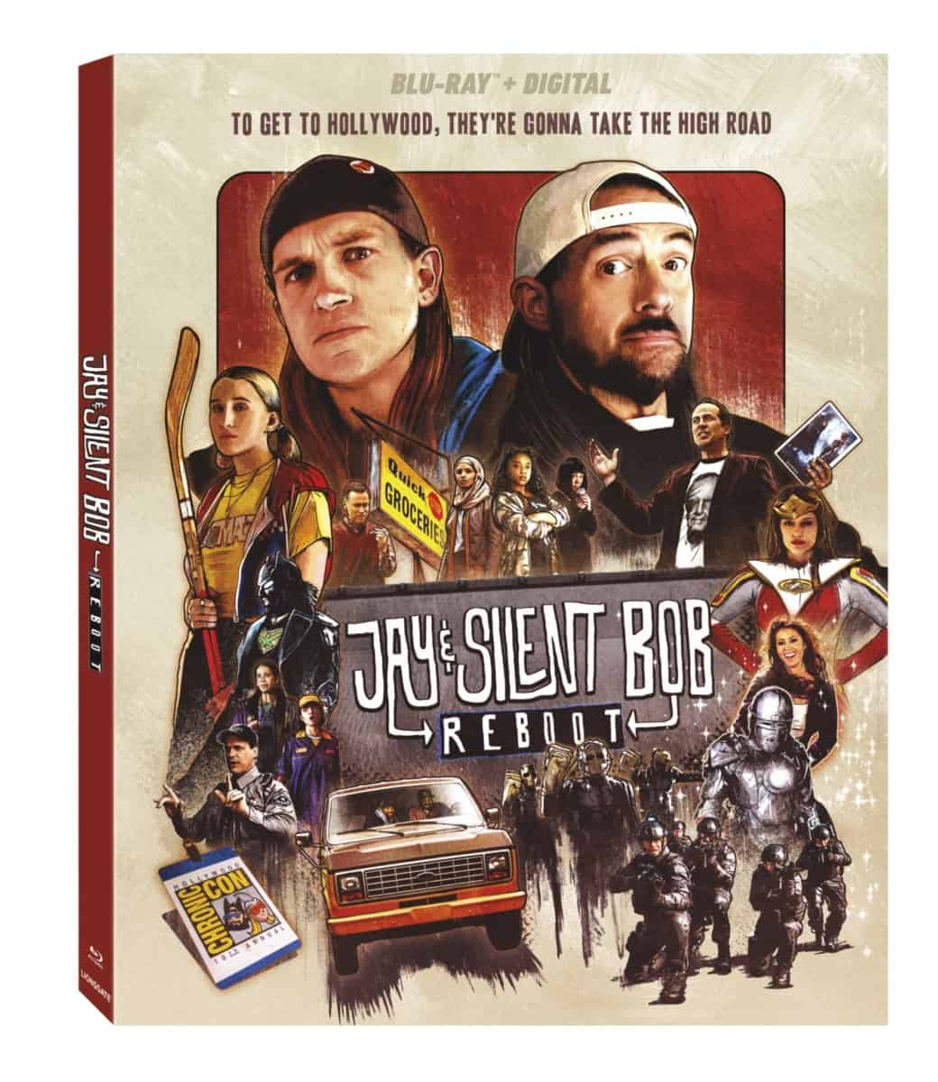 Jay and Silent Bob Reboot Blu-ray digital