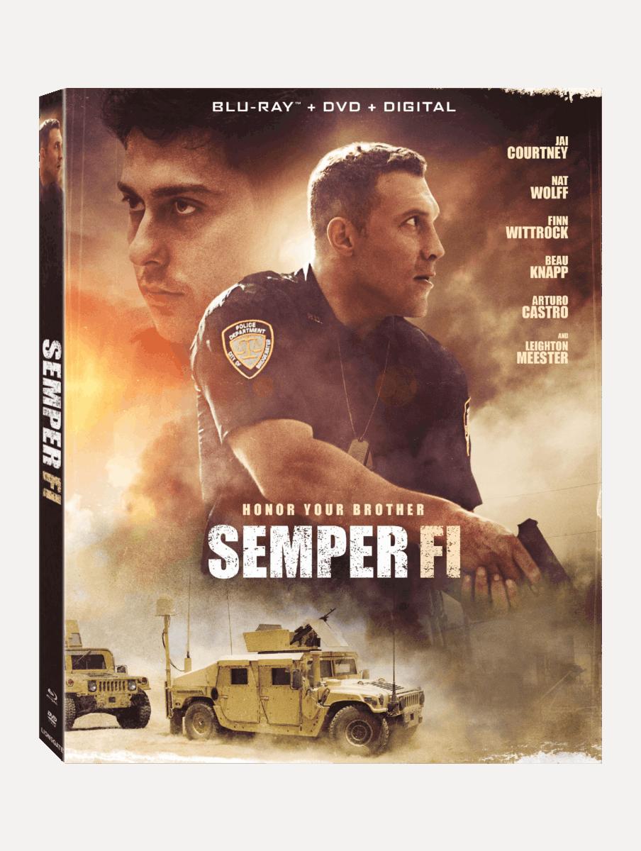 Semper Fi End of Year Blu-ray
