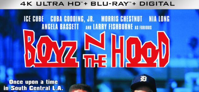 Boyz N The Hood Thrillingly Debuts on 4K Ultra HD Feb. 4th 3