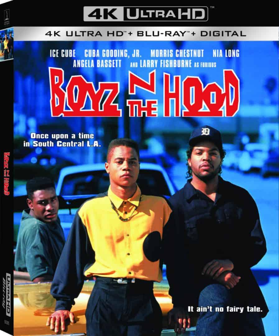 Boyz N The Hood Debuts on 4K Ultra HD Feb. 4th
