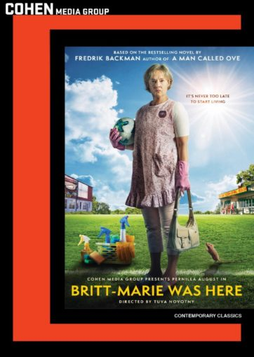 britt marie was here blu