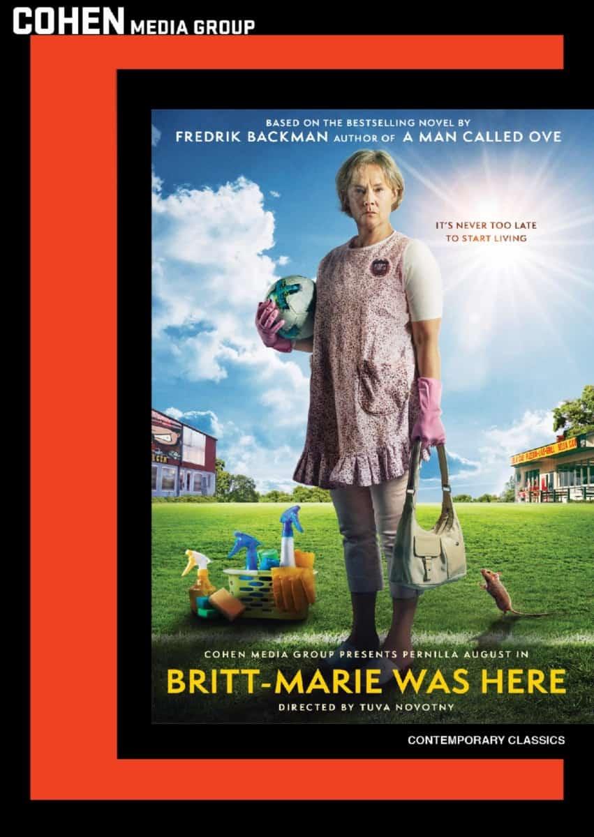 Britt Marie Was Here Blu 21 Bridges