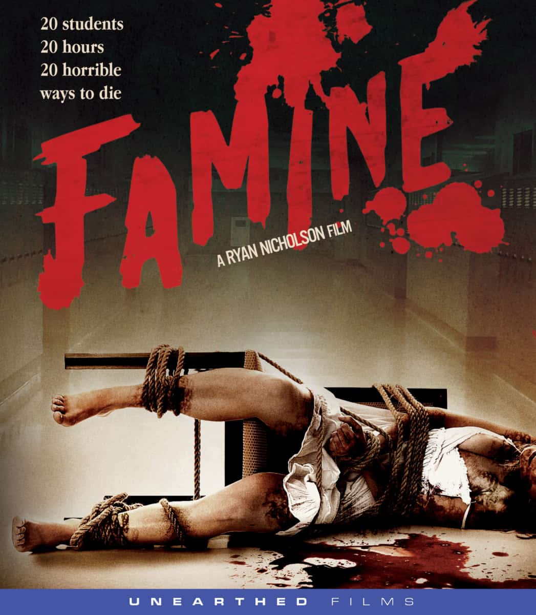 Famine blu-ray End of Year