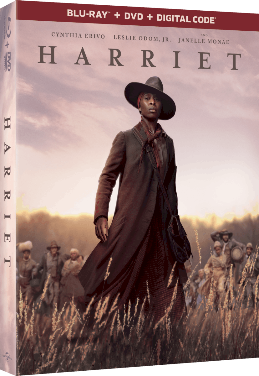 Harriet Blu-ray