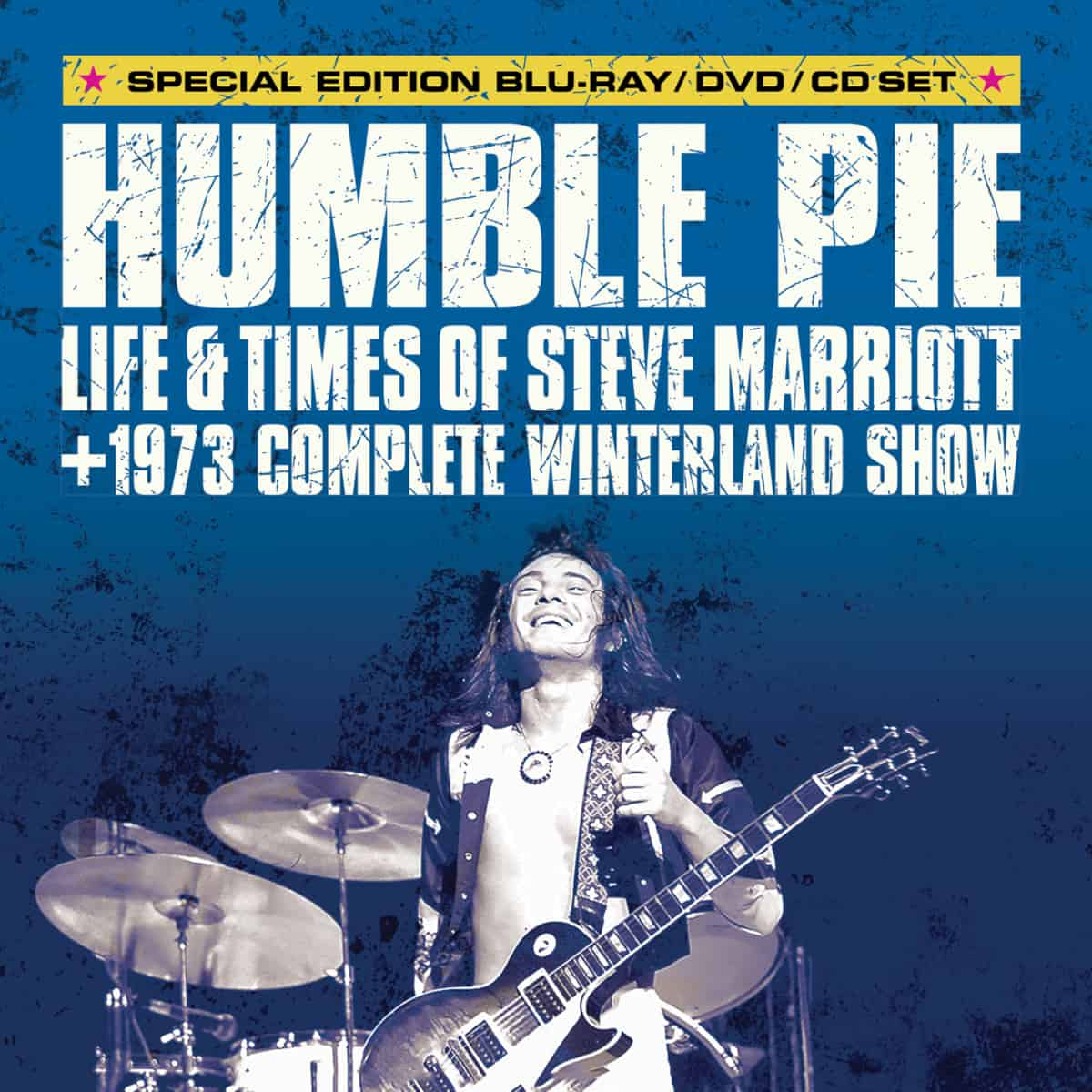 Humble Pie Blu CD AndersonVision reviews