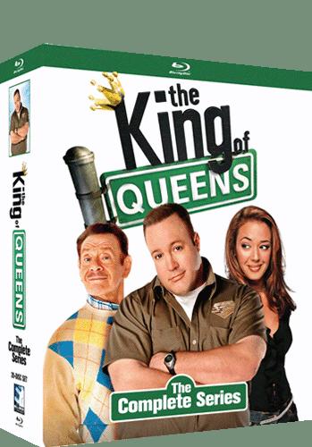 King of Queens Blu