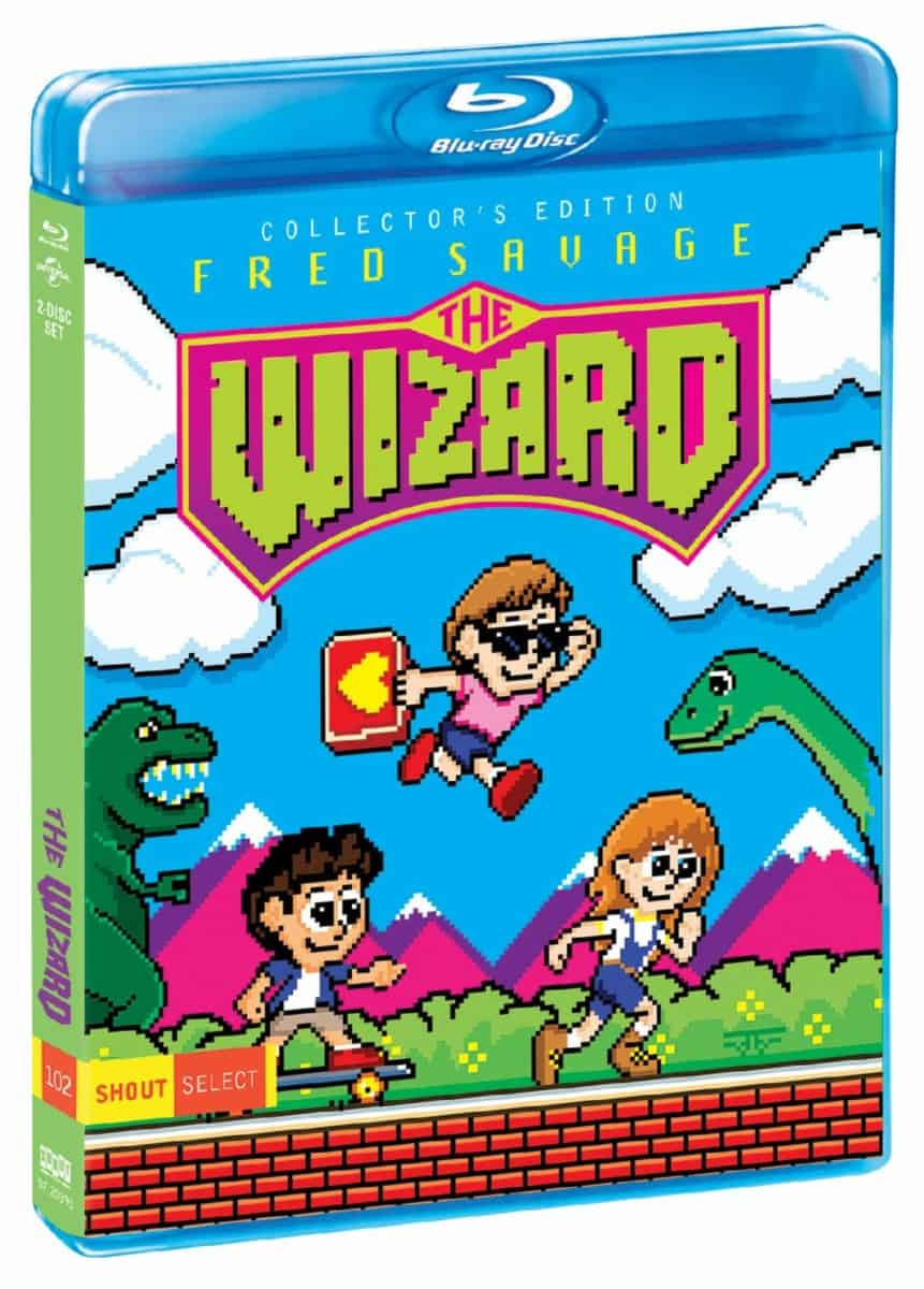 The Wizard Blu-ray