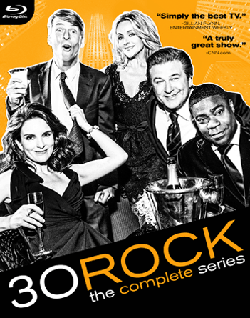 30 Rock Complete Series Blu-ray Zombieland