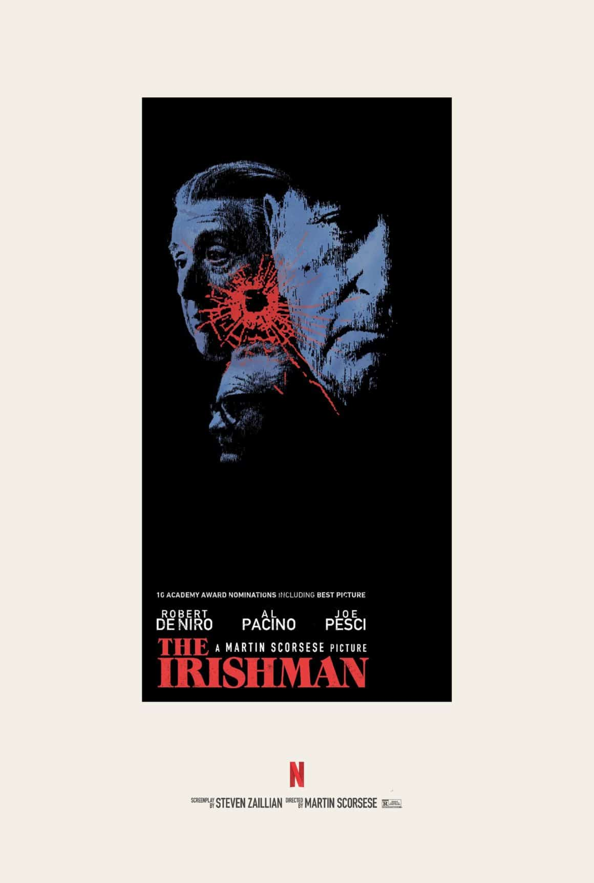 The Irishman lands some vintage posters for Oscar time 10