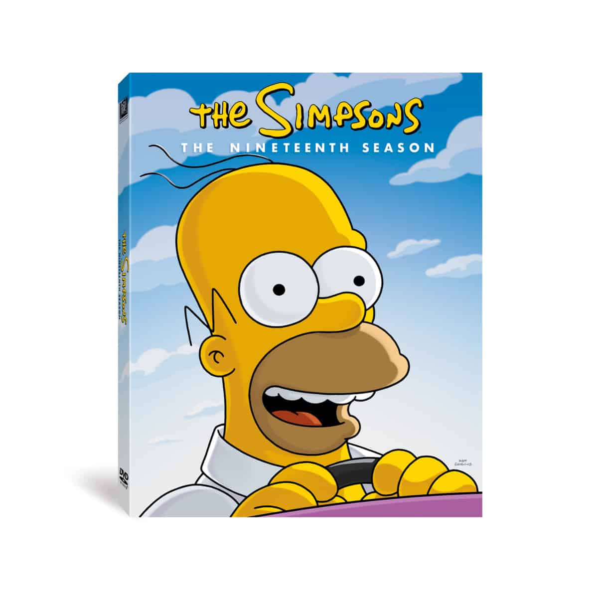 The Simpsons Season 19 FOX Animation