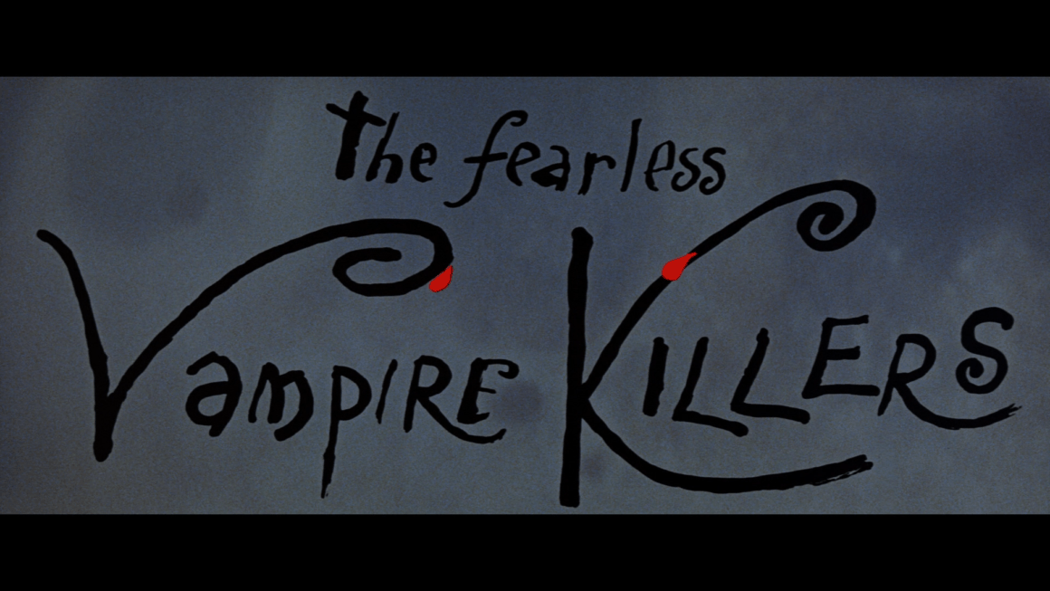 fearless vampire killers title warner archive