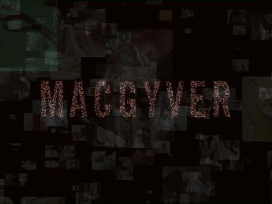 MacGyver Season 3 title