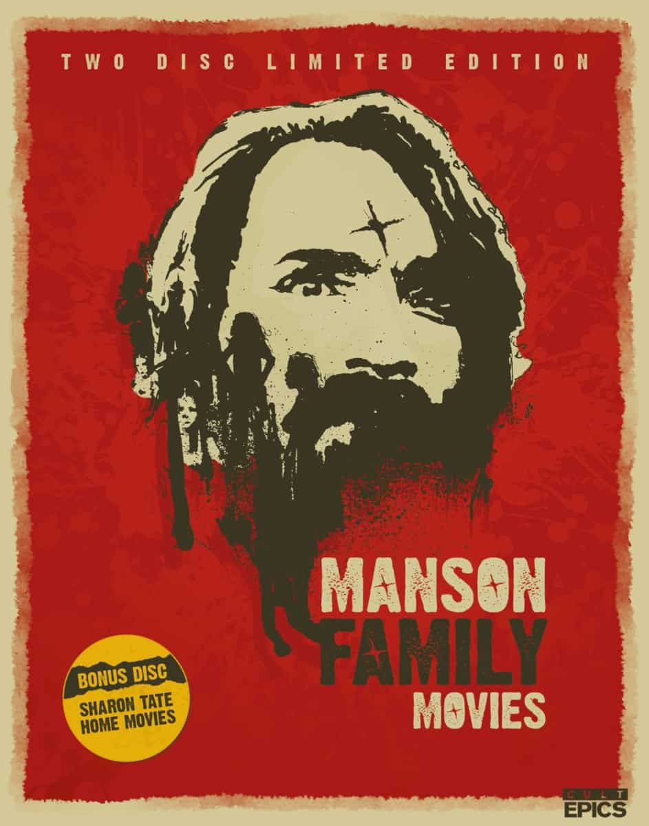 Manson Family Movies DVD BACKLOG
