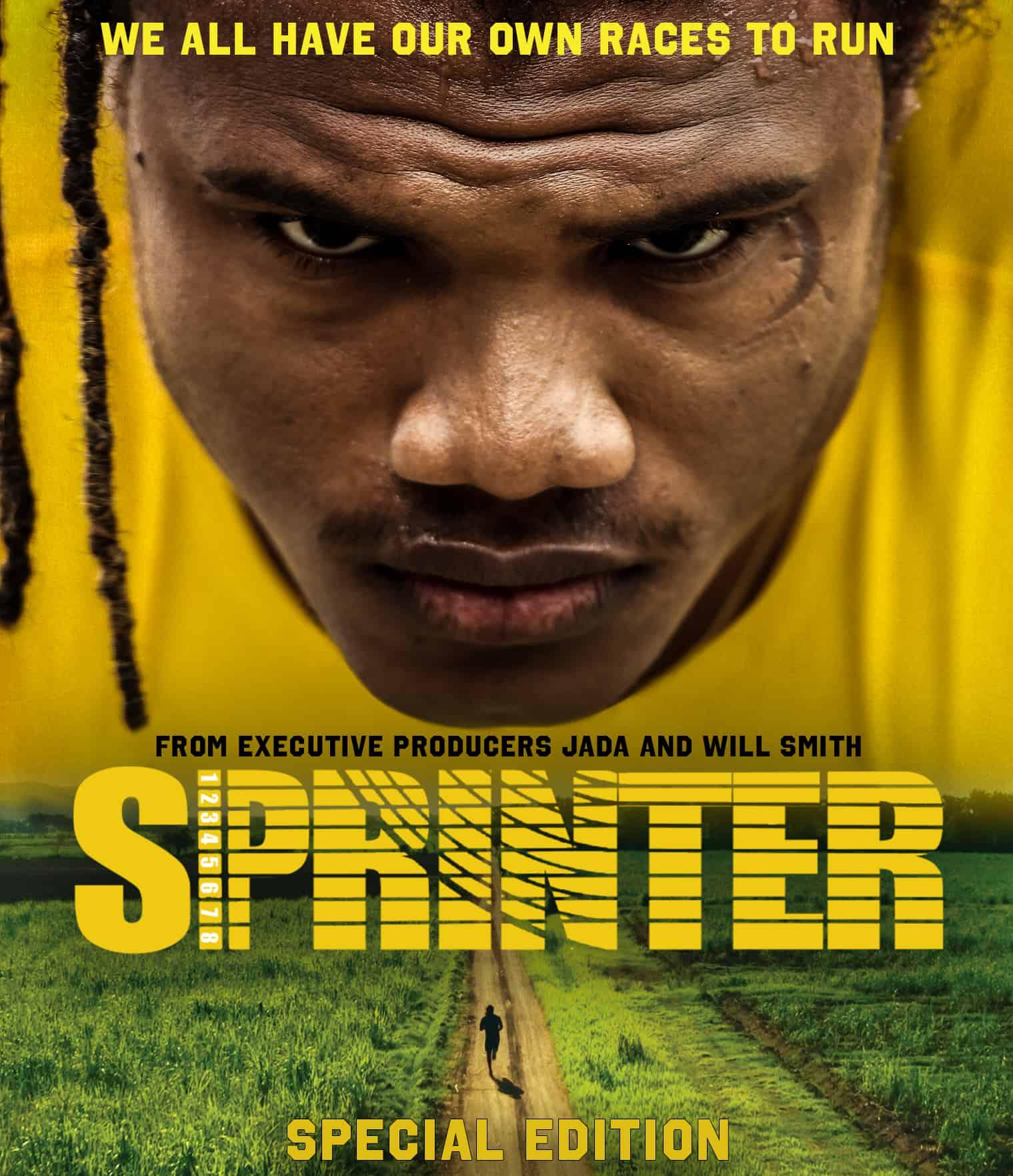 Sprinter Blu-ray box MVD