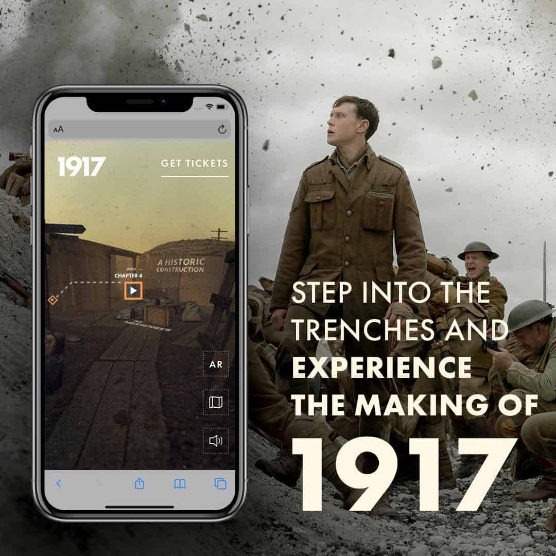 1917 review: War in one take 12