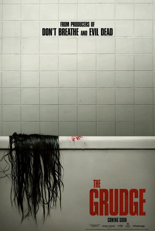 The Grudge 2020 poster