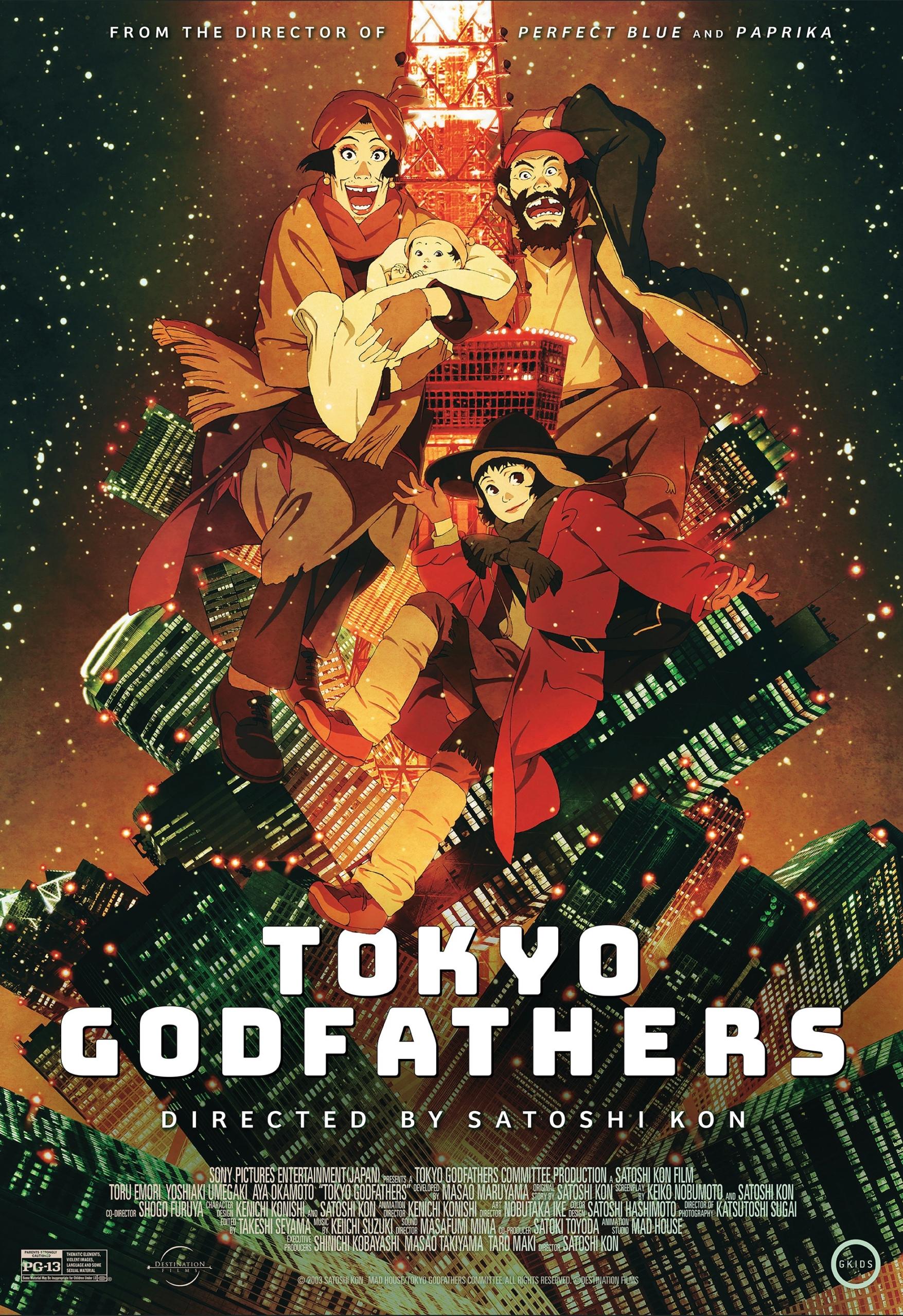 Tokyo Godfathers Fathom Events