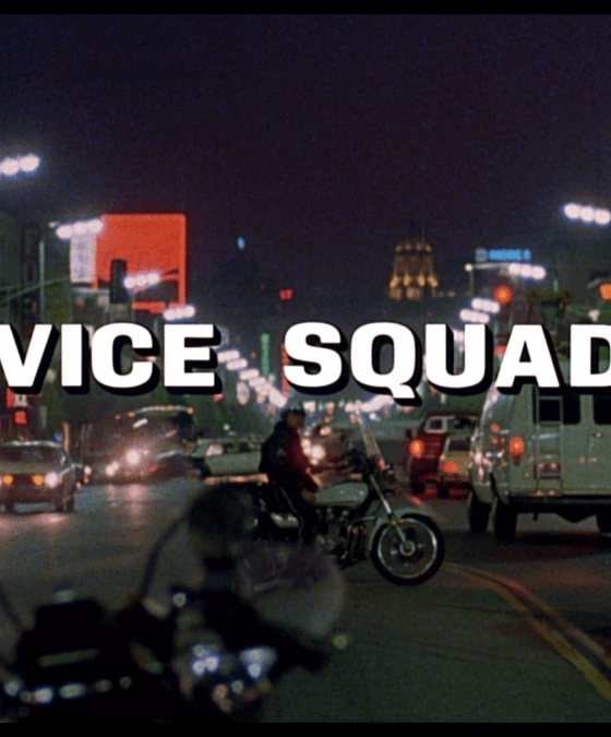 Vice Squad January Stack of Movies