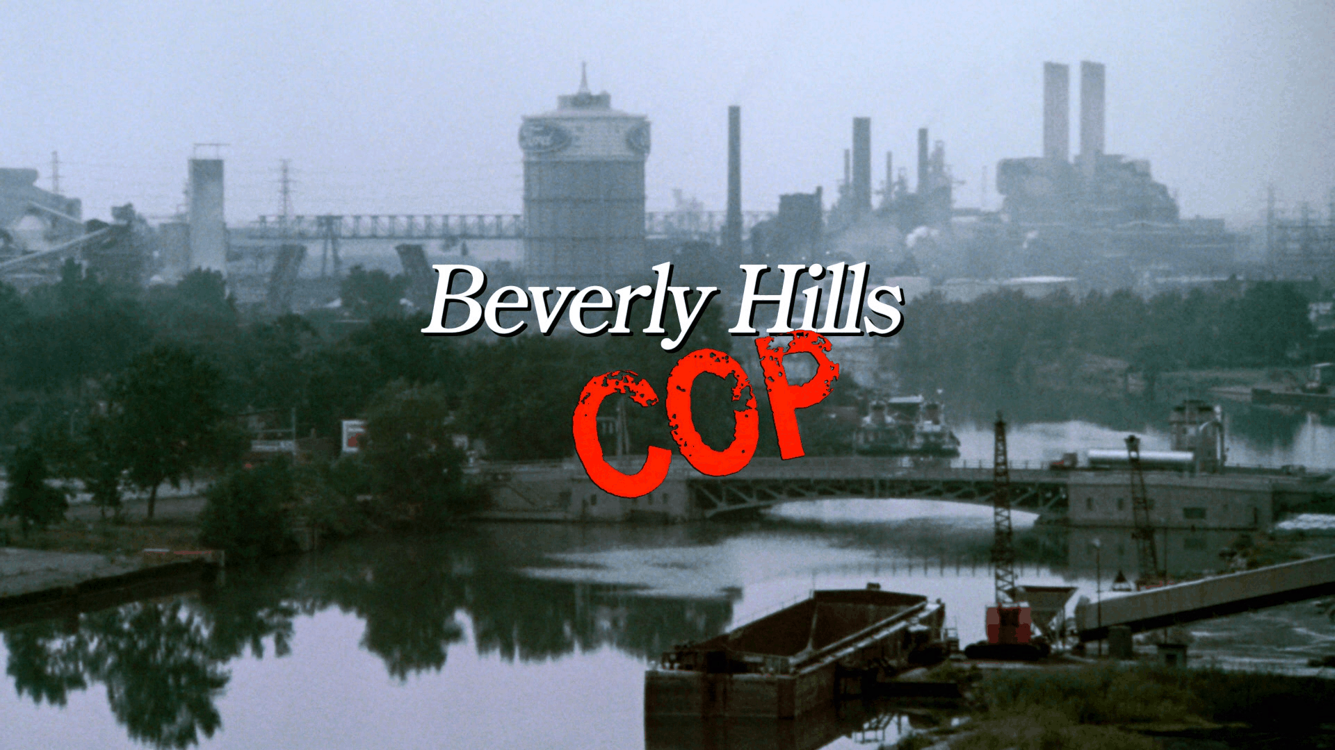 Beverly Hills Cop title
