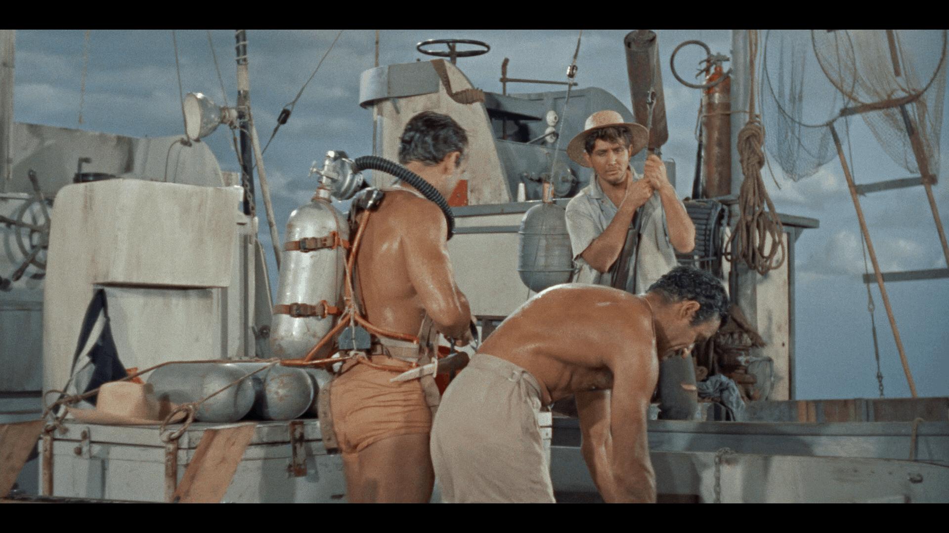 Underwater Warner Archive Blu-ray 1
