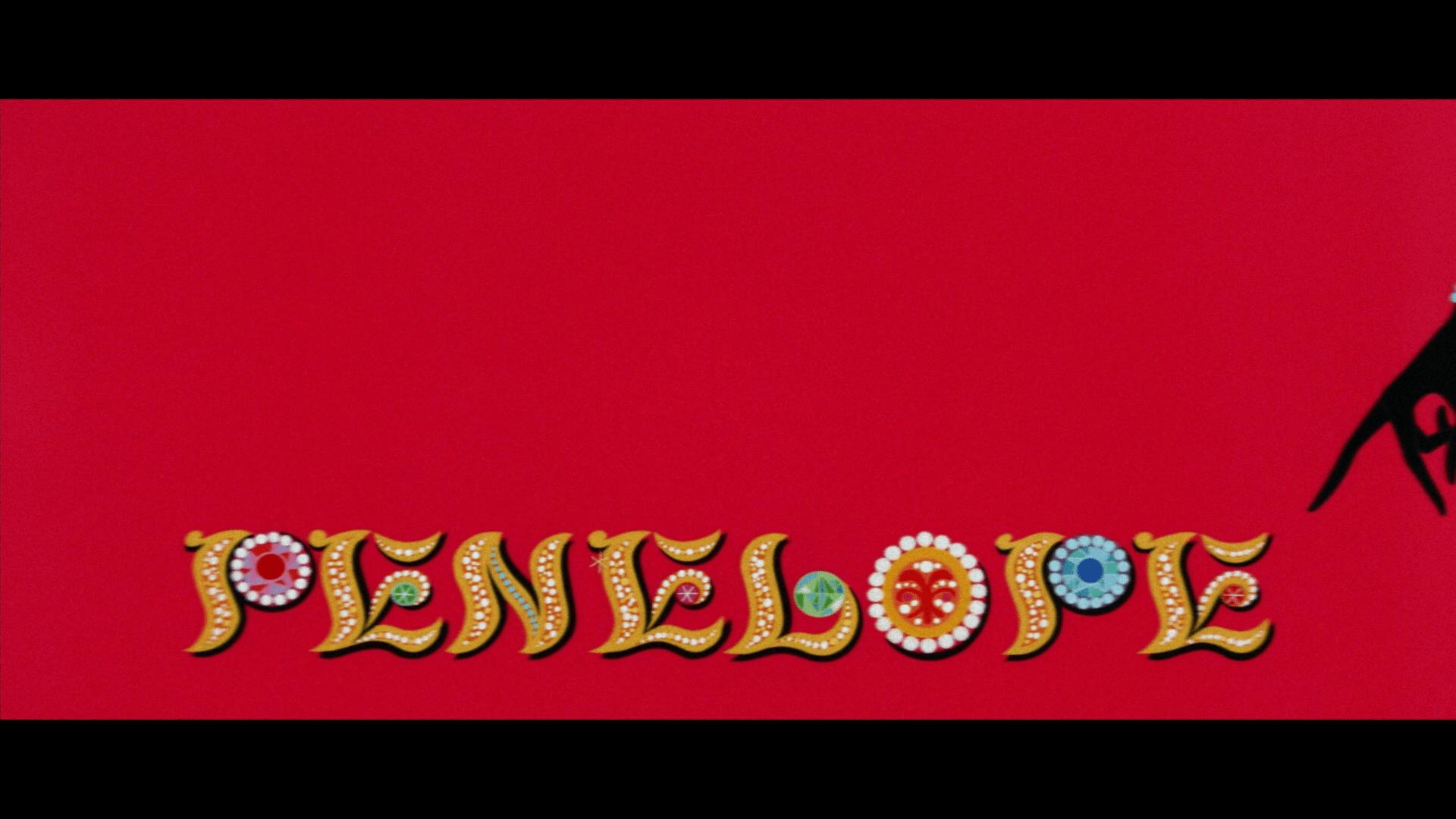 Penelope Warner Archive Blu-ray title