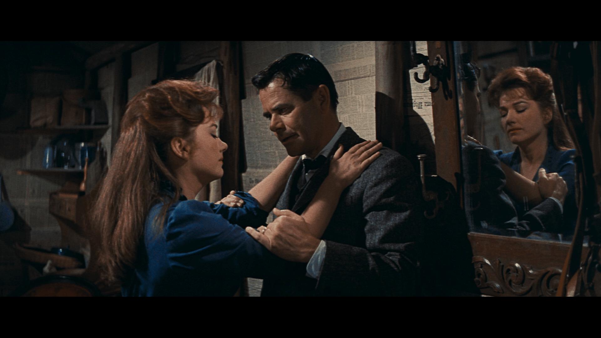 Cimarron 1960 Warner Archive Blu-ray 2