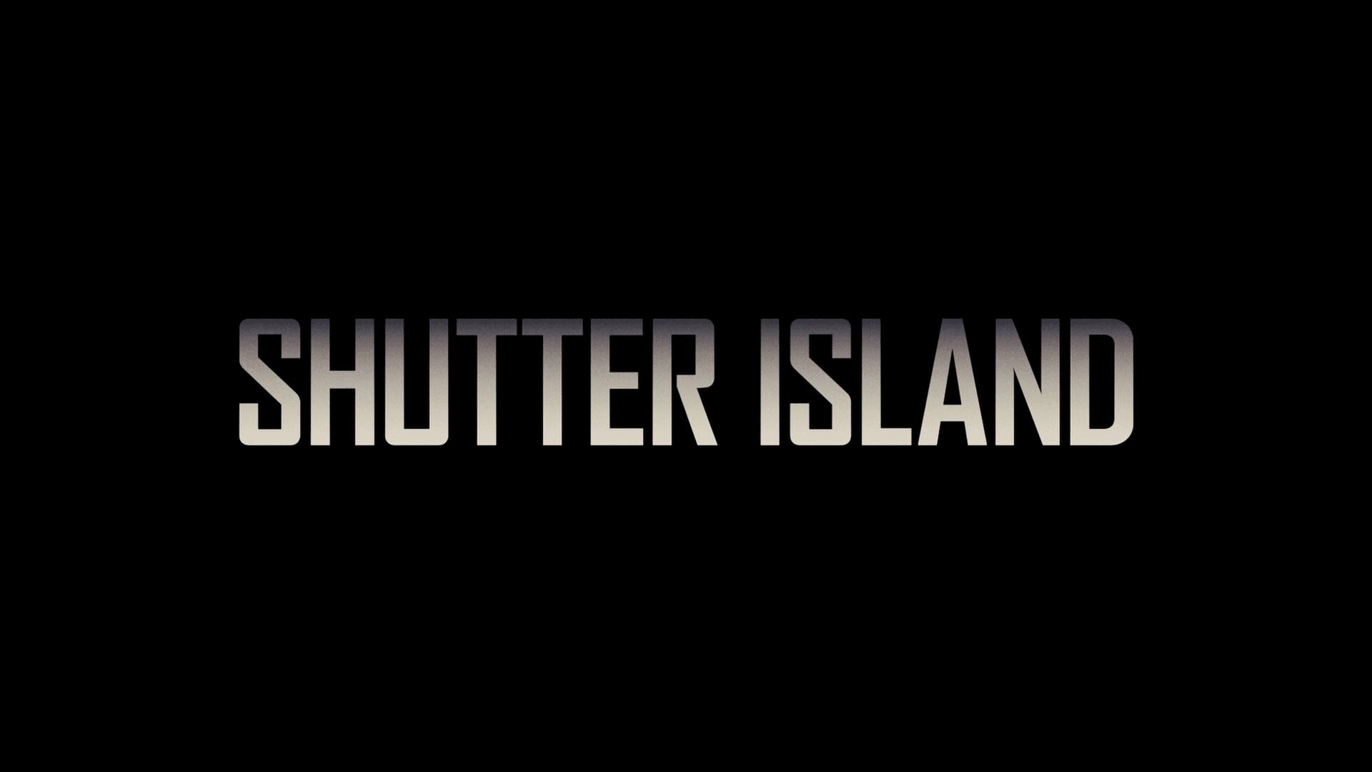 Shutter Island title