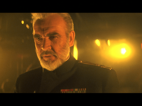 Hunt for Red October 4K feat