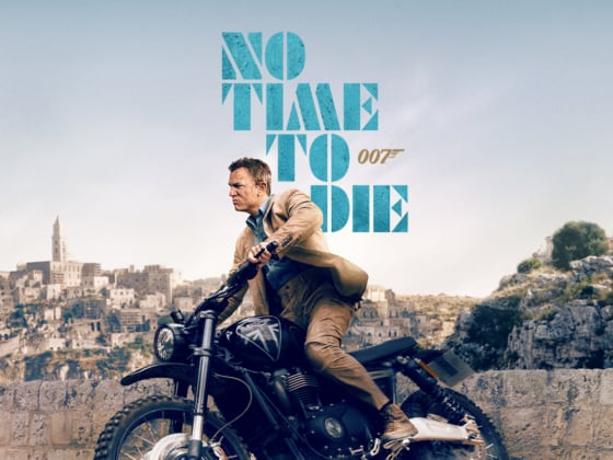 IMAX No Time to Die