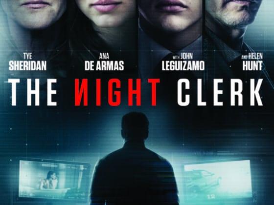 The Night Clerk DVD