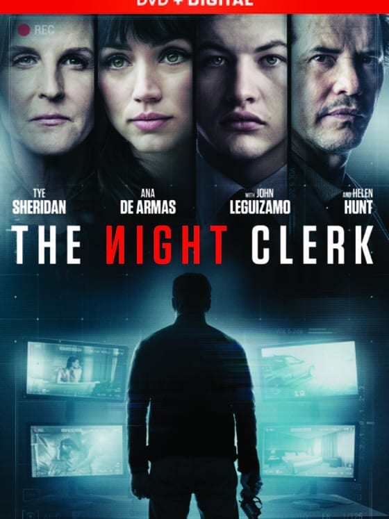 The Night Clerk DVD