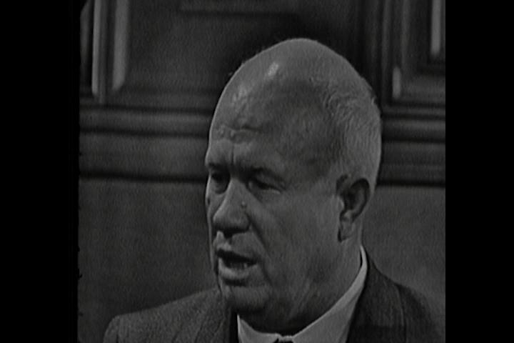 David Susskind Nikita Khrushchev