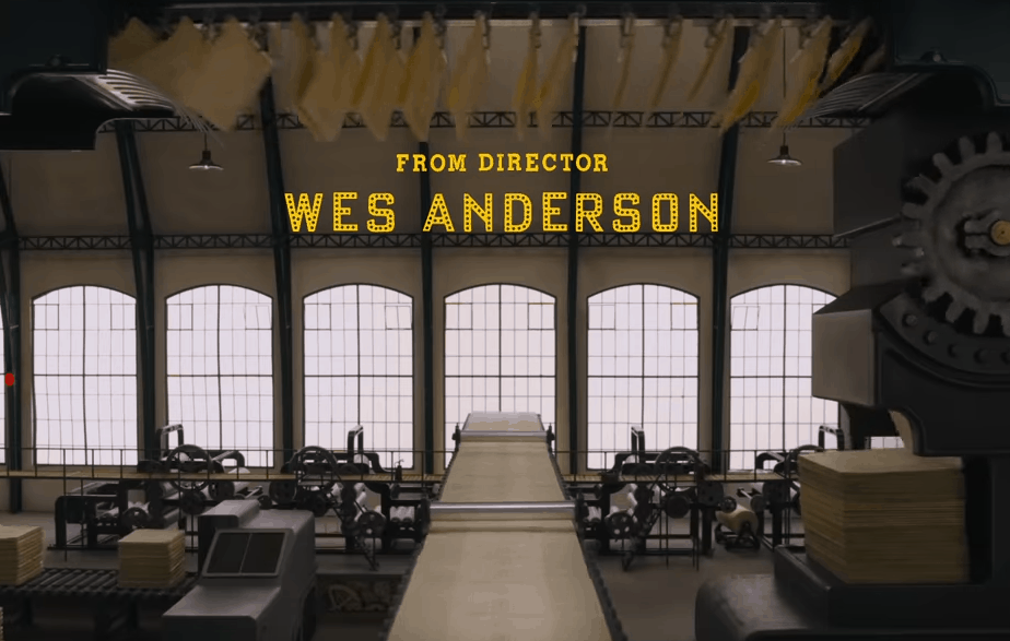 The French Dispatch trailer from Wes Anderson