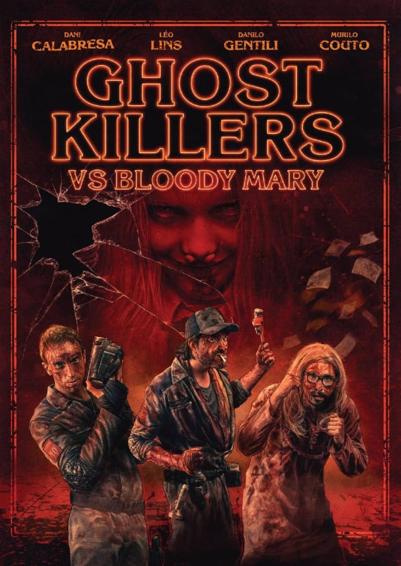 ghost killers bloody mary dark sky march DVD