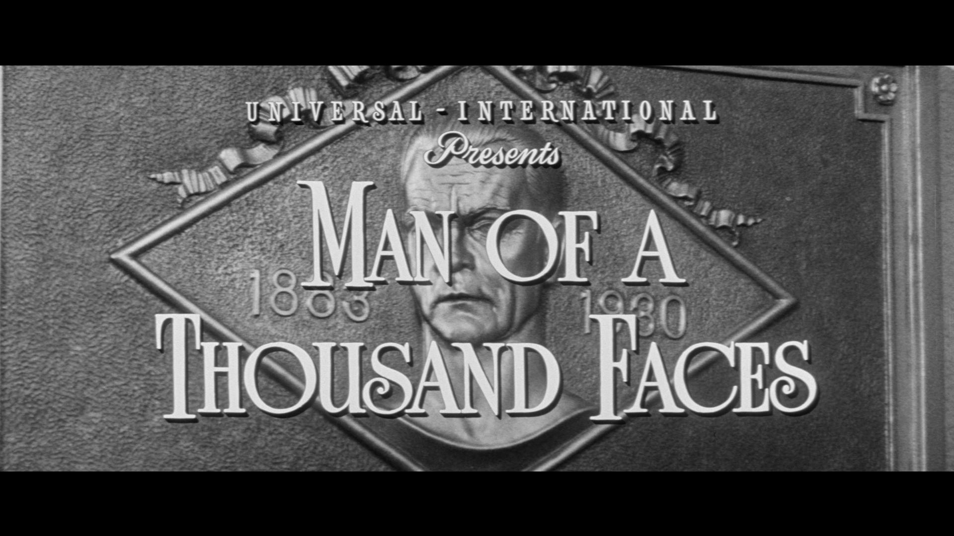man of a thousand faces arrow