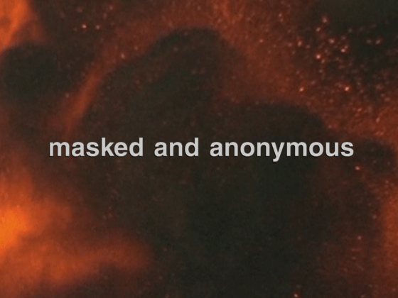 masked and anonymous blu-ray title