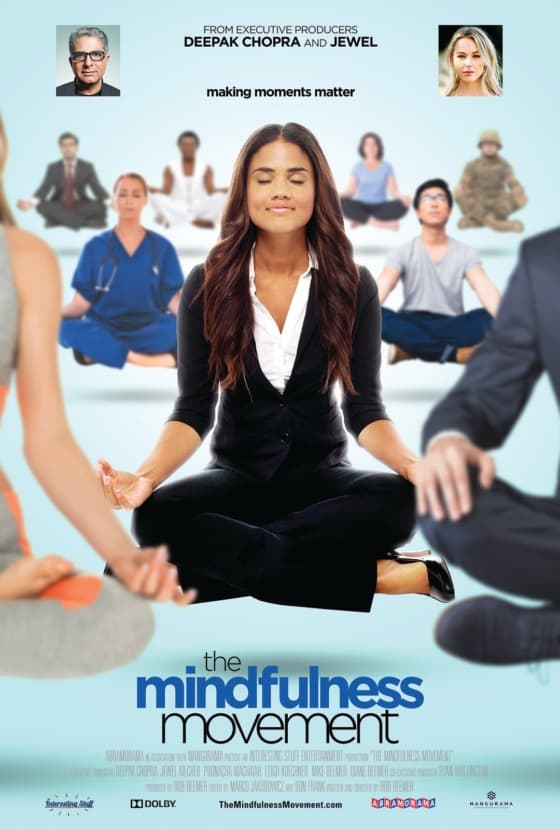 The Mindfulness Movement poster