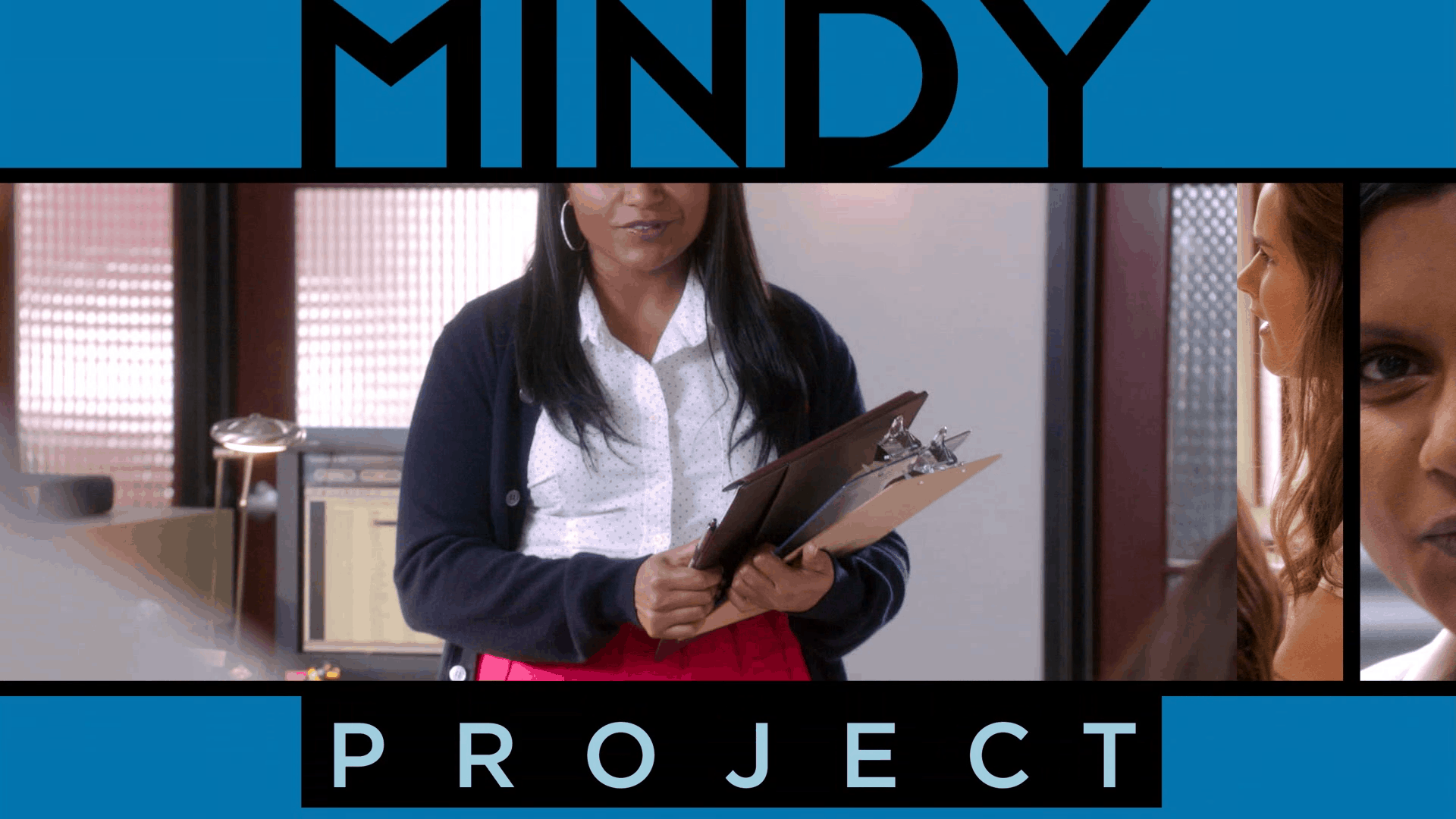 Mindy Project title